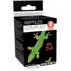 Reptiles complex with D3